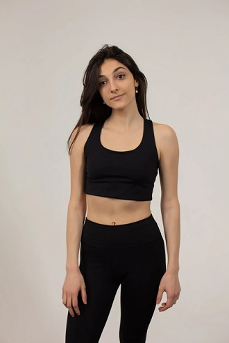 Wearing a waist trainer helps you maintain good posture!